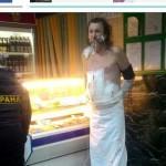 Un ruso se escapa del hospital para tomar una cerveza