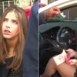 Conductora borracha intenta sobornar a policías tras chocar su coche