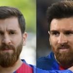 Un iraní salta a la fama en todo el mundo por ser 'el doble de Messi'