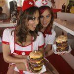Nace la 'Cuádruple ByPass', la hamburguesa de las 8.000 calorías