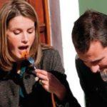 Al Rey le privan las sardinas, a Letizia las lentejas y a la infanta Cristina… el caviar
