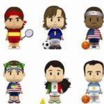 Las estrellas de los Juegos Olímpicos, personajes de Pocoyó