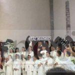 Polémica en Italia al mostrar en misa un sacerdote napolitano una bufanda madridista tras la Champions